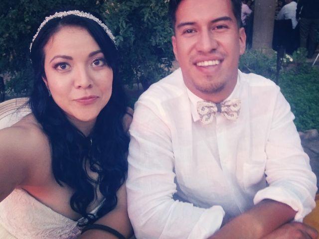 La boda de Estefania  y Omar