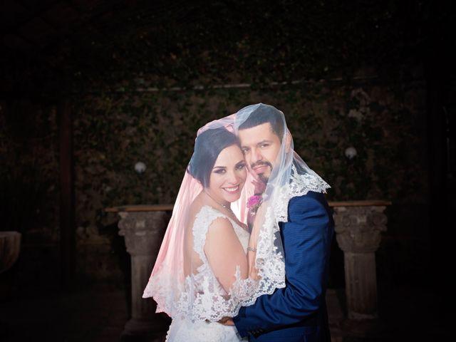 La boda de Denisa y Oscar
