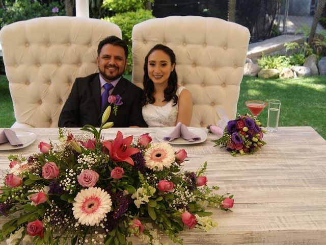 La boda de Erika y Juanjo