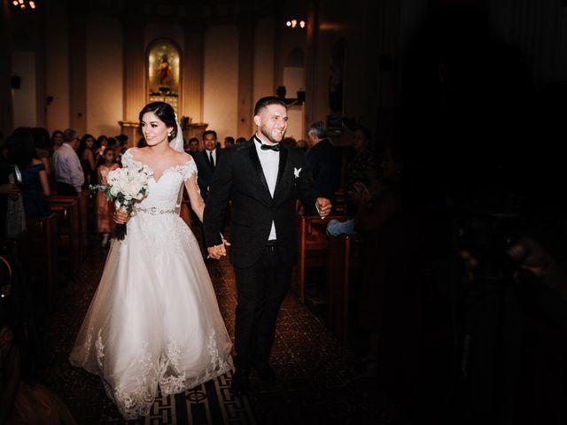 La boda de Dolores  y Danny