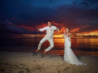 La boda de Jackelyne y Diego 2