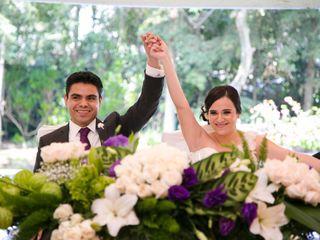 La boda de Mariana y Jesús