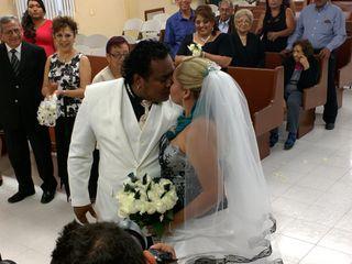 La boda de Sibia y Jesús 1