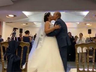 La boda de Brenda  y Rubén  1