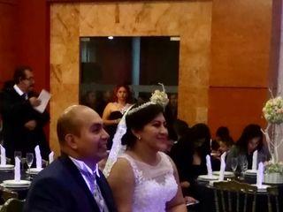 La boda de Brenda  y Rubén  2