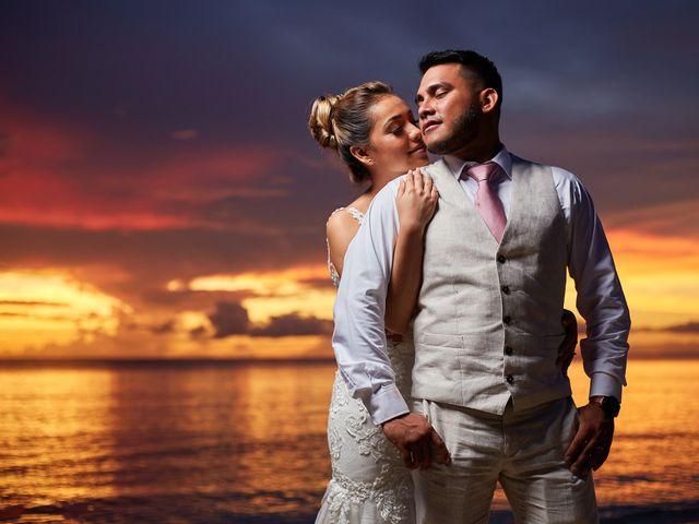 La boda de Jackelyne y Diego