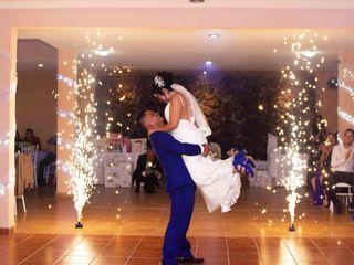 La boda de Valentín y Viridiana 3