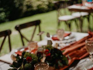 La boda de Tania y Grecia 1