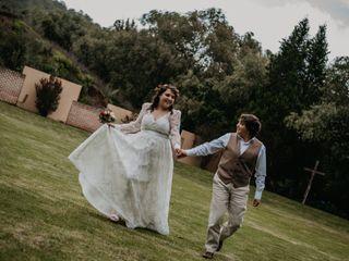 La boda de Tania y Grecia