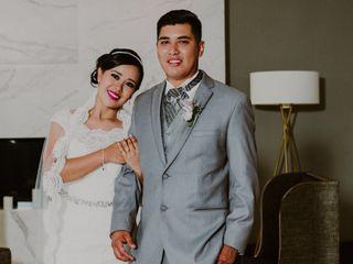 La boda de Nanndy y Uriel