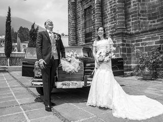 La boda de Nay y Jorge