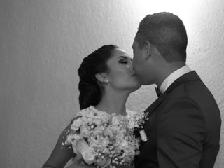 La boda de Nancy y Rodolfo