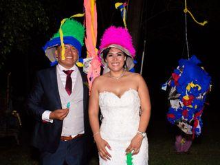 La boda de Liliana y César 3