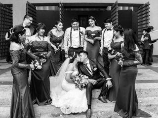 La boda de Liliana y César
