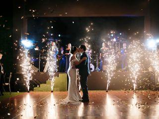 La boda de Treisy y Gilberto