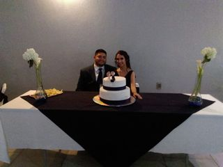 La boda de Fernanda  y Ricardo