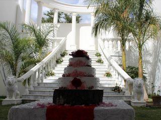 La boda de Mirna  y Alejo  1