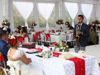 La boda de Mirna  y Alejo