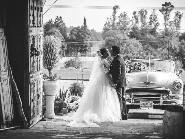 La boda de Carmen y Rodolfo