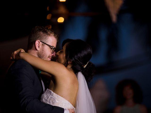 La boda de Daphne y David