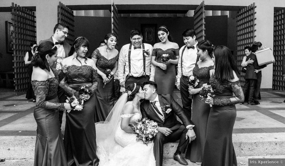 La boda de César y Liliana en Tuxtla Gutiérrez, Chiapas