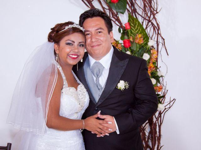 La boda de Katia y José