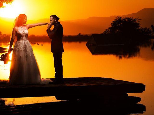 La boda de Irving y Alexia