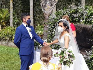 La boda de Úrsula  y Eduardo