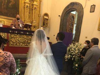 La boda de Úrsula  y Eduardo  2