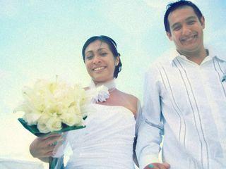 La boda de Jacquelin y Juvencio