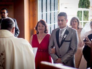 La boda de Josue y Gabriela 1