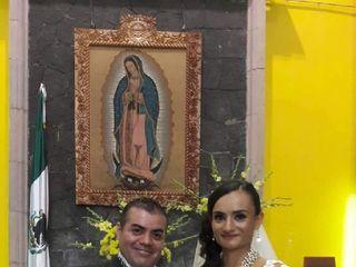 La boda de Daniela  y Hugo  1