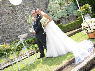 La boda de Daniela  y Hugo  2