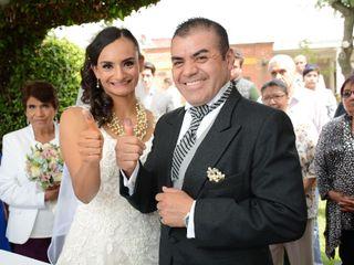 La boda de Daniela  y Hugo