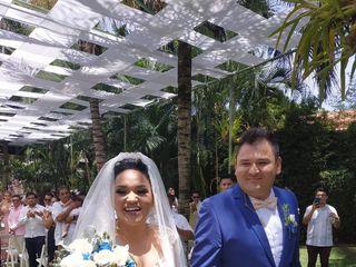 La boda de Paulina y Jorge  2