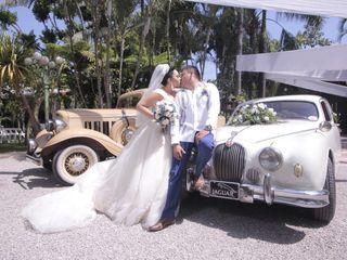La boda de Paulina y Jorge