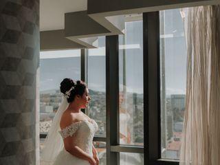 La boda de Lidia Berenice y José Adalid  1
