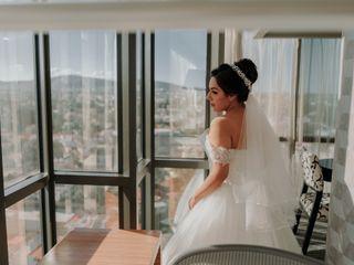 La boda de Lidia Berenice y José Adalid  2