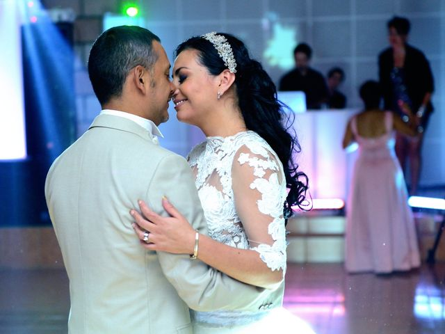 La boda de Ines y Carlos