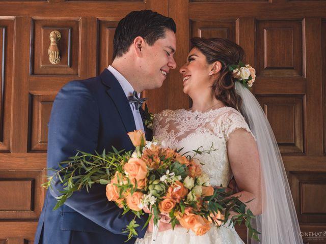 La boda de Paola y Diego