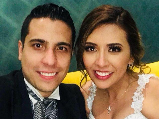La boda de Rebeca y Félix