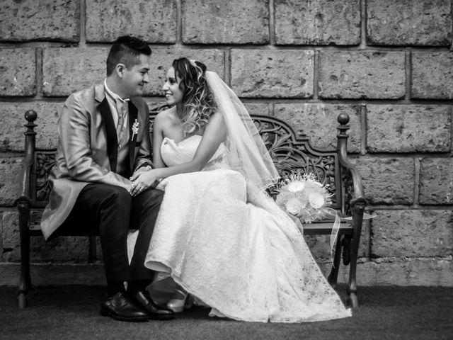 La boda de Josue y Gabriela