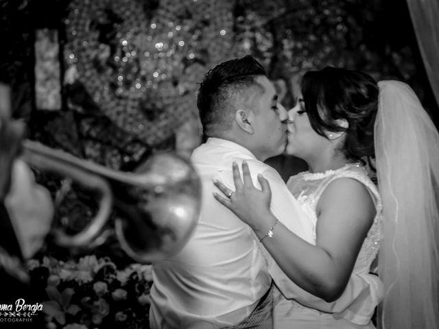 La boda de Diana y Martín