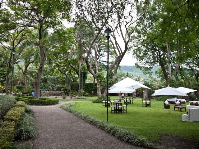La boda de Francisco y Celia en Jiutepec, Morelos 1