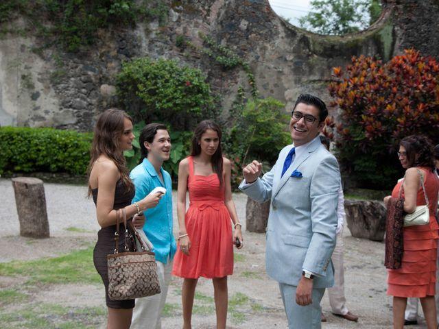 La boda de Francisco y Celia en Jiutepec, Morelos 2