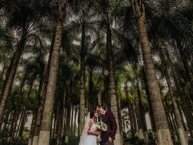 La boda de Sarai y Daniel