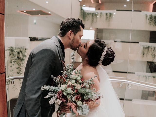 La boda de Lidia Berenice y José Adalid