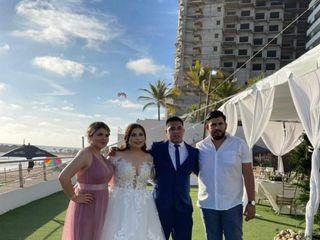 La boda de Karla Vianney  y Iván Eduardo  1