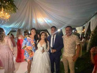 La boda de Karla Vianney  y Iván Eduardo  2