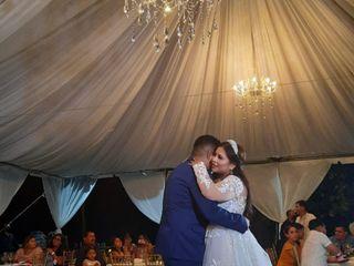 La boda de Karla Vianney  y Iván Eduardo